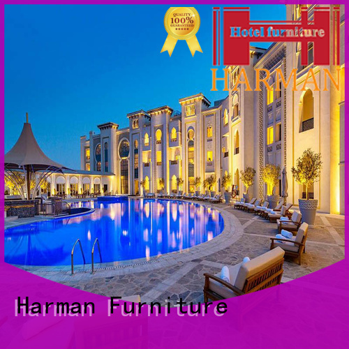 Harman apartment living furniture supply for hotel