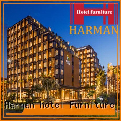 Harman hot-sale custom hotel furniture company comercial use