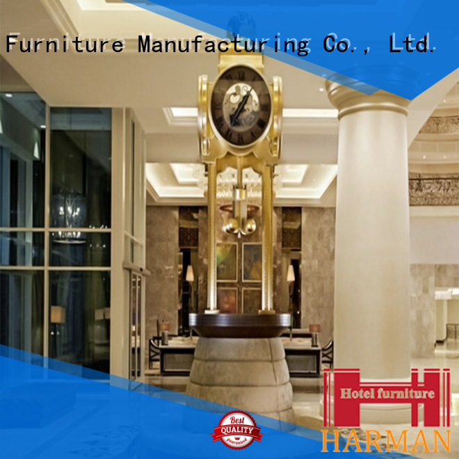 Harman high quality apartment furniture sets factory price for decoration