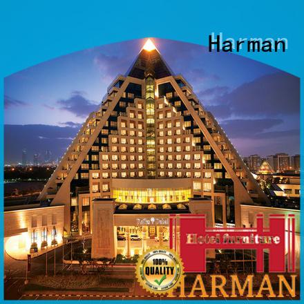 Harman villa furniture factory direct supply for resort