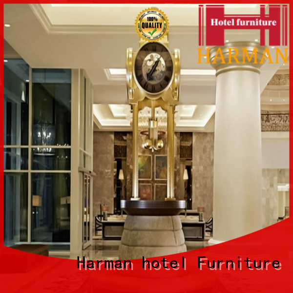 Harman new modern hotel furniture series for resort