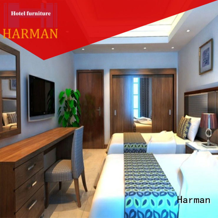 Harman hotel furnishing factory direct supply for villa