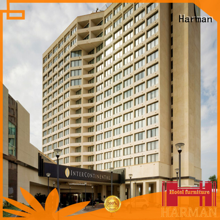 Harman hot-sale efficiency apartment furniture from China for 5 star hotel