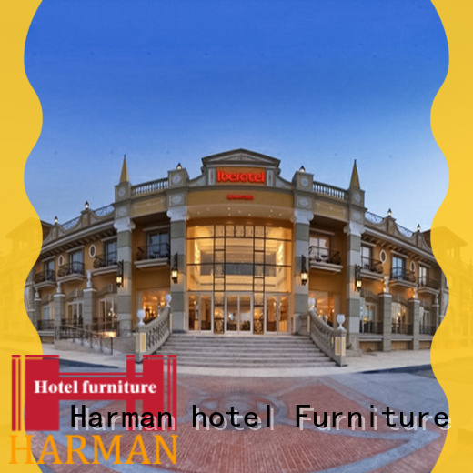 Harman hotel furniture design supplier for apartment