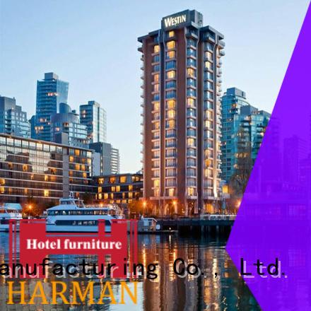 Harman custom apartment furniture suppliers for comercial