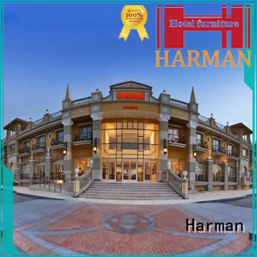 Harman hotel furniture for sale factory direct supply for comercial