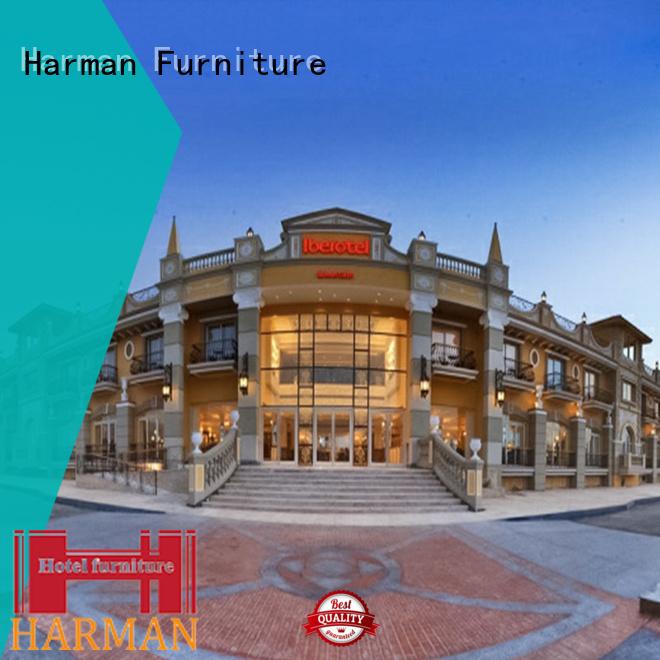 Harman resort furniture manufacturer for resort