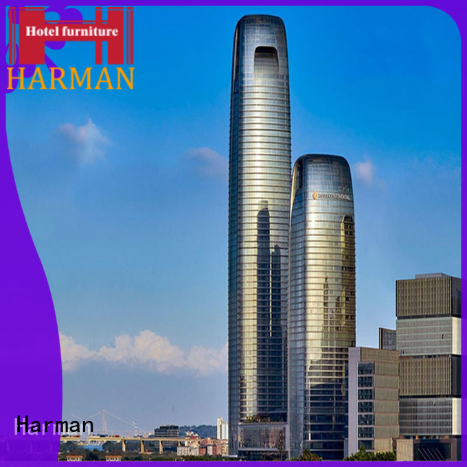 Harman hotel restaurant furniture factory direct supply for apartment