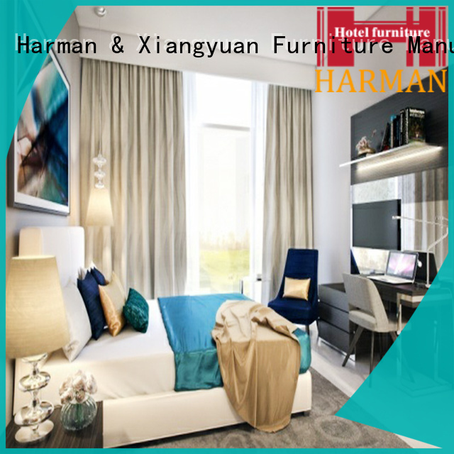 hot selling customized hotel apartment furniture from China for villa