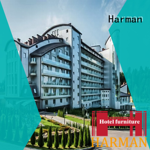 Harman boutique hotel furniture suppliers from China for resort
