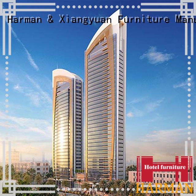 Harman china hotel furniture set wholesale bulk production
