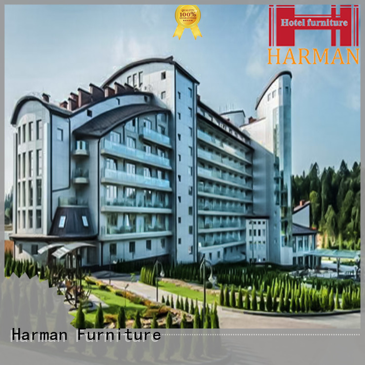 Harman professional villa park furniture company for 5 star hotel