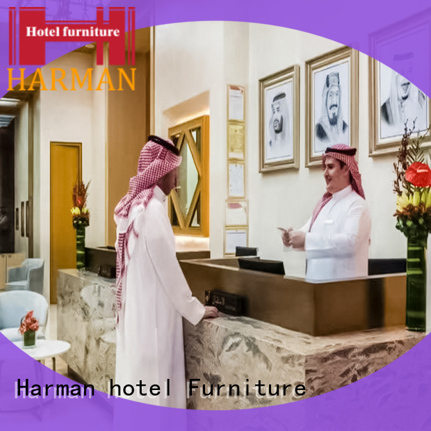 Harman worldwide luxury hotel furniture supply for comercial