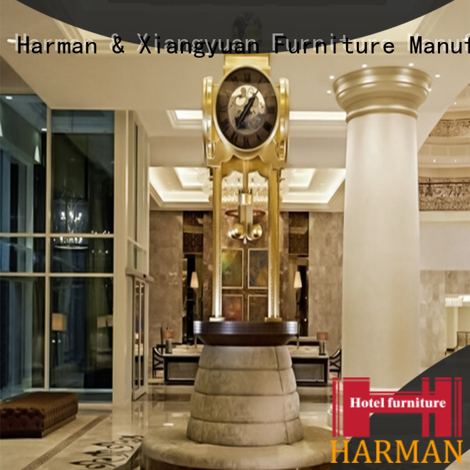 Harman stable customized hotel furniture wholesale for 5 star hotel