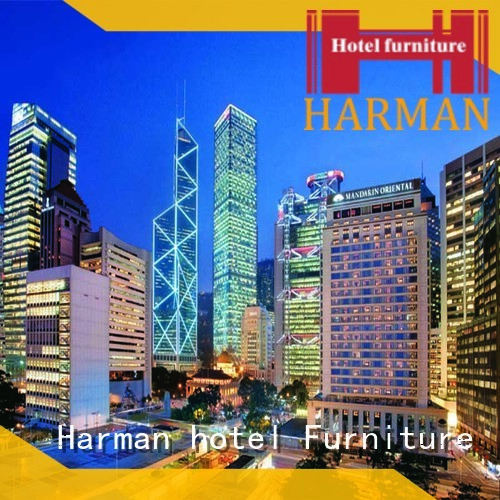Harman top sofa hotel from China for 5 star hotel