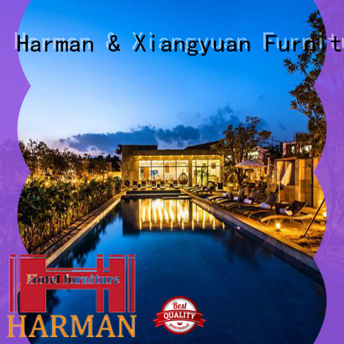 Harman modern hotel furniture suppliers for apartment