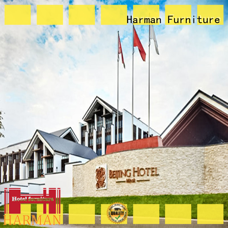 hot-sale hotel style furniture custom bulk production