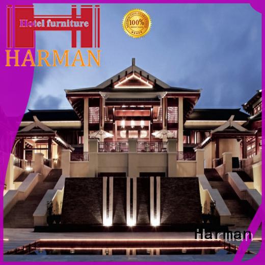 Harman cheap apartment furniture supplier for 5 star hotel