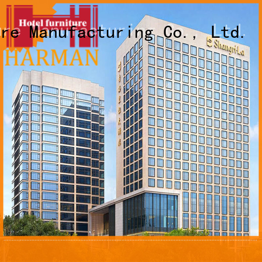 Harman popular 5 star hotel furniture factory for resort