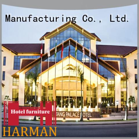 Harman twin bedroom suite company comercial use