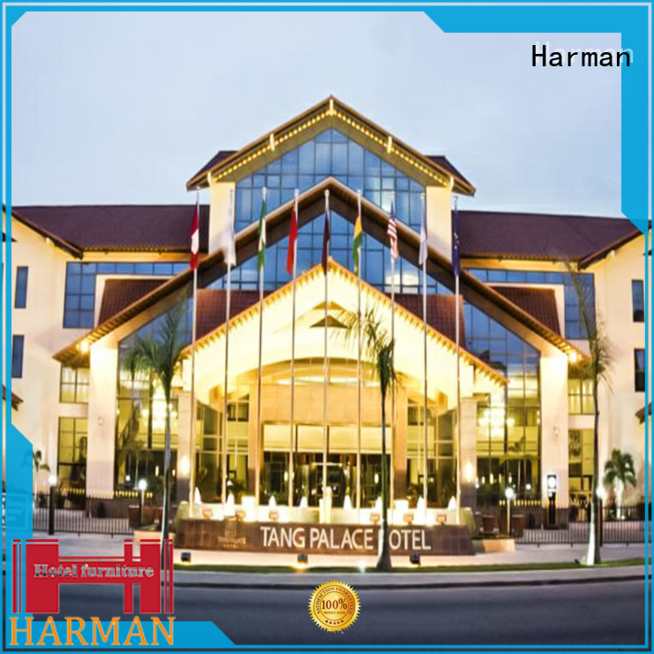Harman apartment size furniture wholesale for hotel