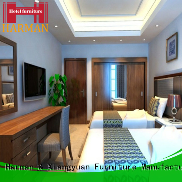 Harman custom hotel restaurant furniture suppliers for villa