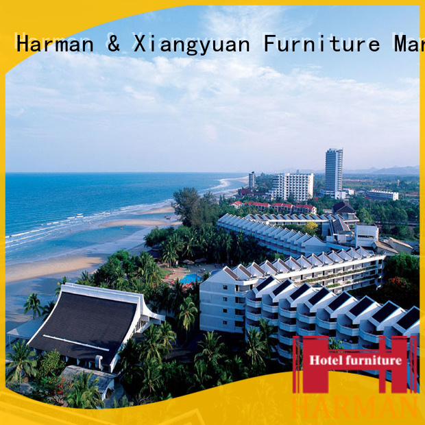 Harman contract furniture for hotels with good price for decoration