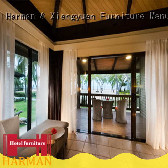 Harman top quality modern hotel furniture sale supply for comercial