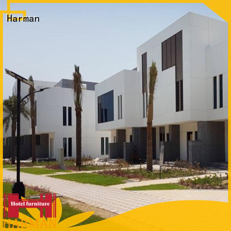 Harman customized hotel furniture directly sale for villa