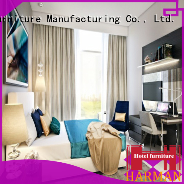 Harman metal furniture factory for resort