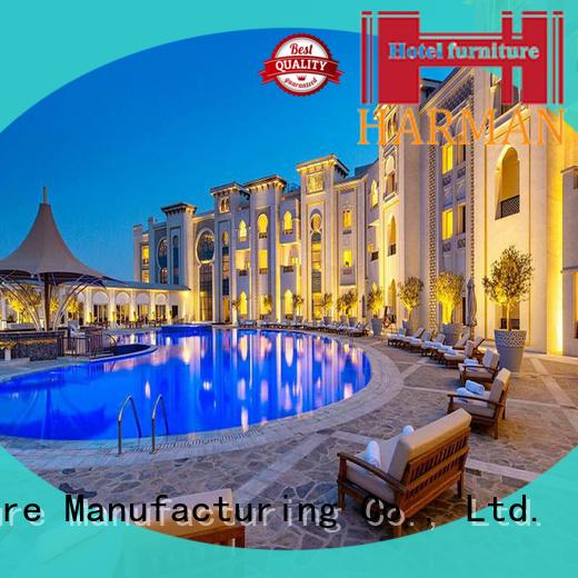 Harman hotel furniture company for resort