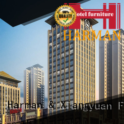 Harman latest furniture hotel with good price comercial use