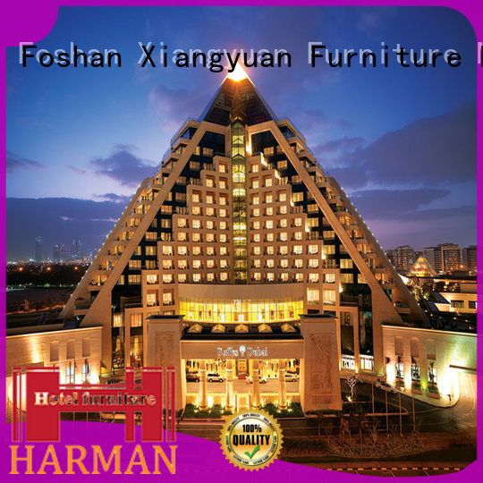 Harman top selling hotel furnishings for comercial