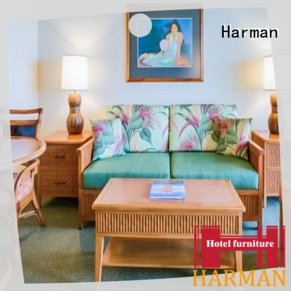 Harman apartment bedroom furniture wholesale for apartment