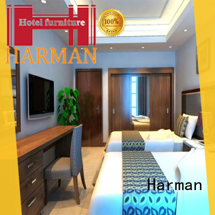 Harman high quality commercial hotel furniture best supplier for comercial