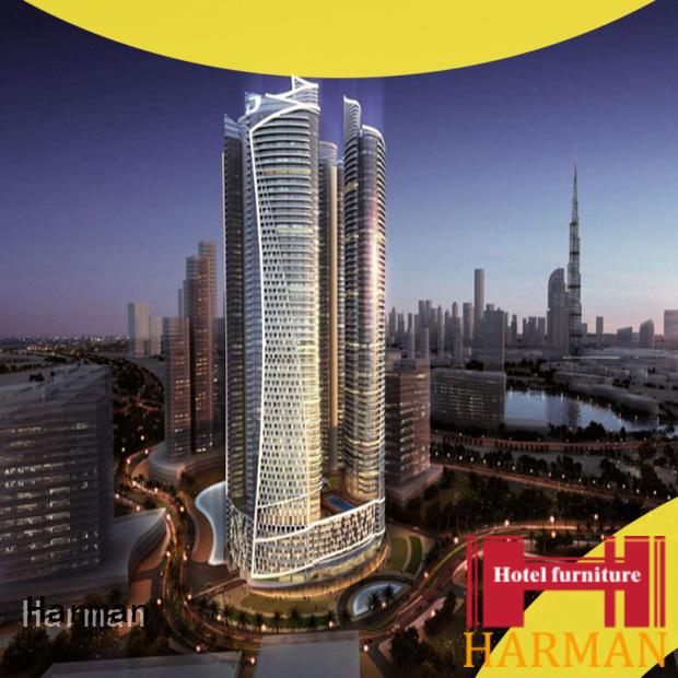 Harman 5 star hotel furniture for sale supplier for resort