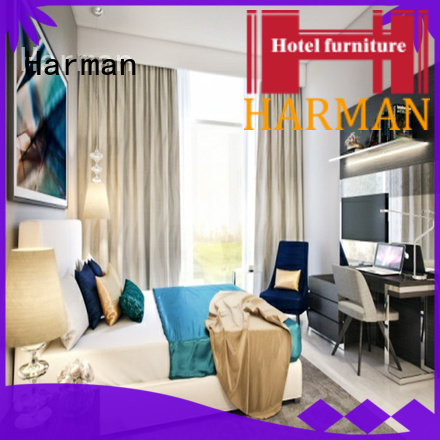 Harman budget hotel furniture directly sale for decoration