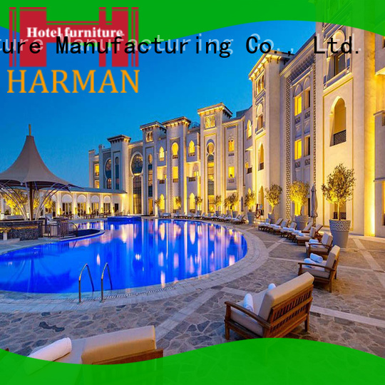Harman hotel room furniture suppliers series for resort