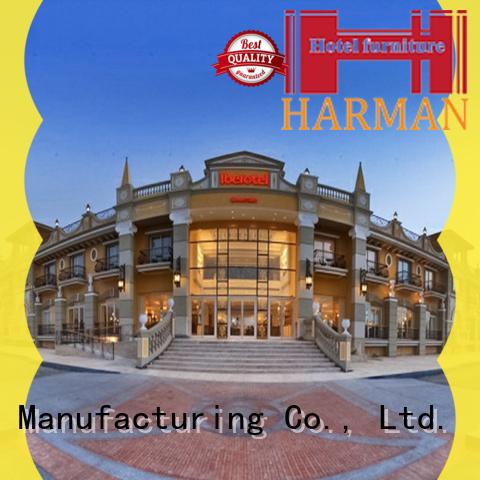 Harman latest custom made hotel furniture bulk buy bulk production