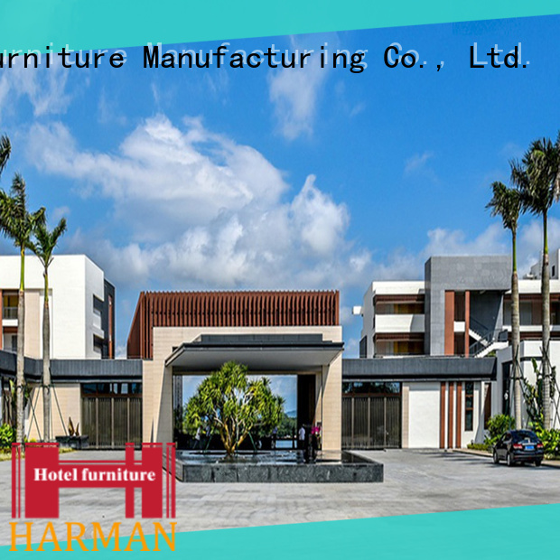 Harman wholesale hospitality furniture supplier for apartment
