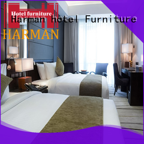 Harman high quality high end hotel furniture suppliers for resort