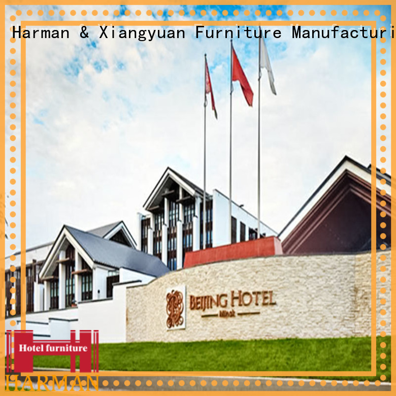 best price high end hotel furniture from China for resort