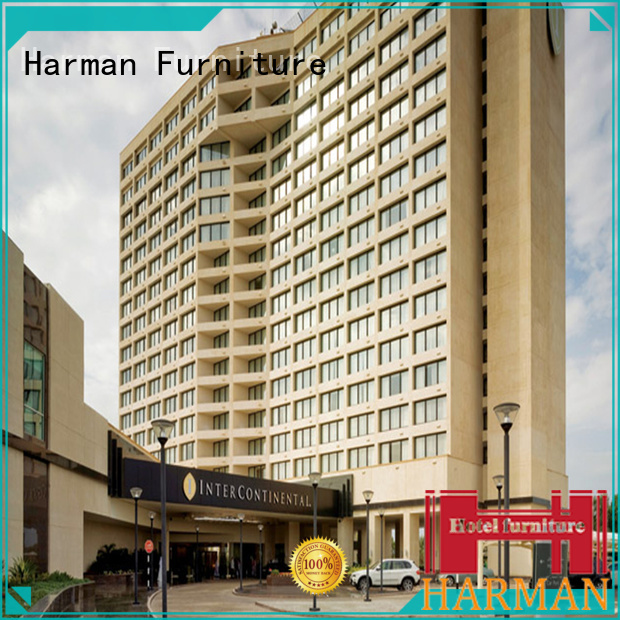 Harman top affordable apartment furniture supplier for resort