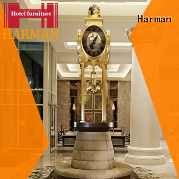 Harman luxury hotel furniture for sale from China for hotel