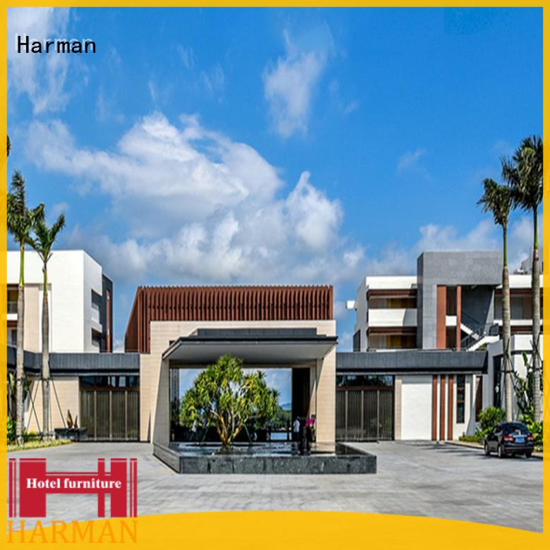 Harman metal furniture manufacturer for villa