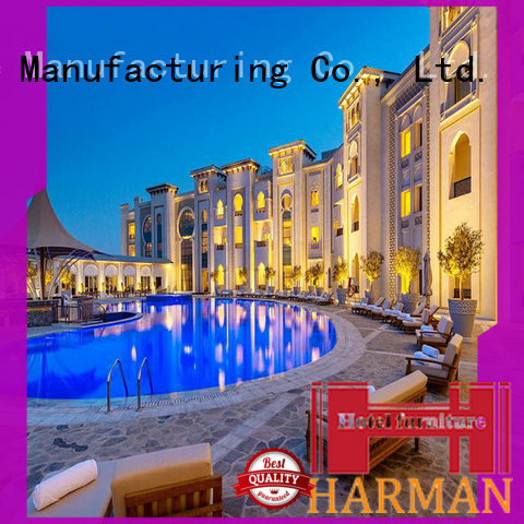 Harman high quality hotel furniture china best manufacturer bulk production
