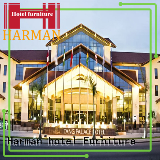 Harman furniture in hotel room best manufacturer for villa