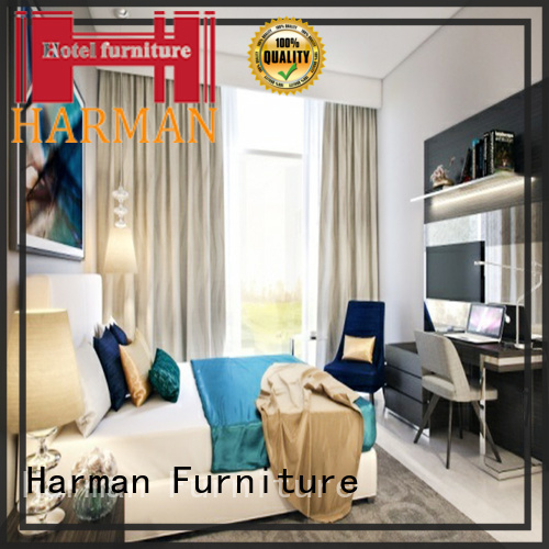 Harman high quality casegoods furniture bulk buy for 5 star hotel