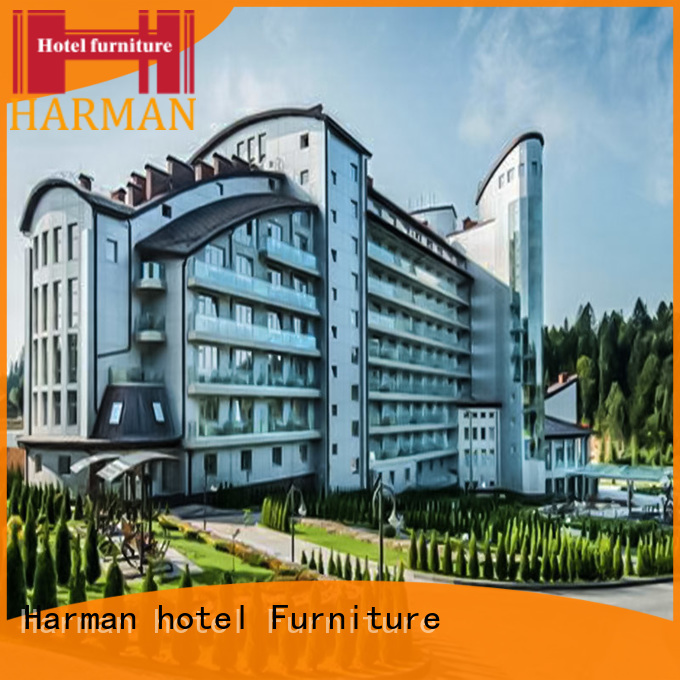 Harman best price wholesale hospitality furniture with good price for resort