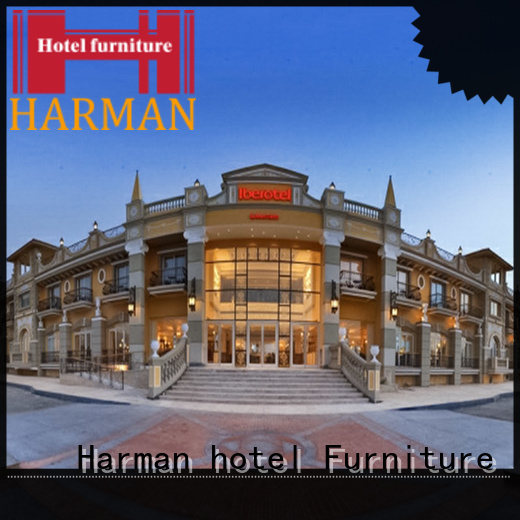 Harman hotel apartment matching furniture directly sale for villa